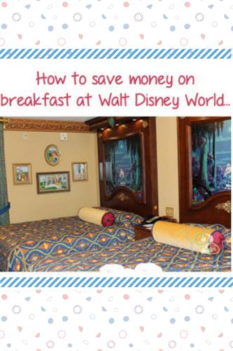 Disney Training Eating Breakfast In Your Room