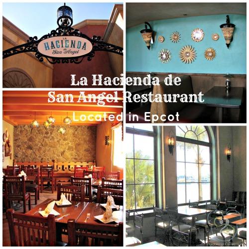 Disney World Dining La Hacienda De San Angel