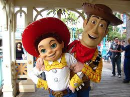 Disneyland ca adventure training character meet ups on paradise pier there is a small area where you can meet characters across from toy story mania ride and king tritons carousel m4hsunfo