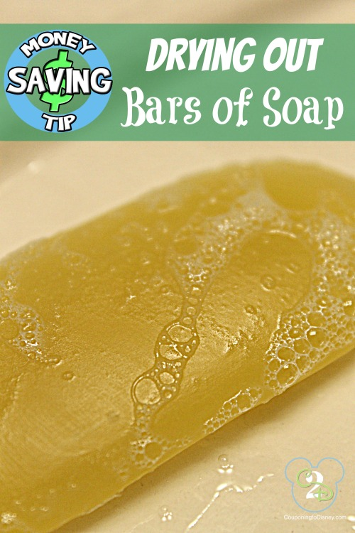 Drying Soap