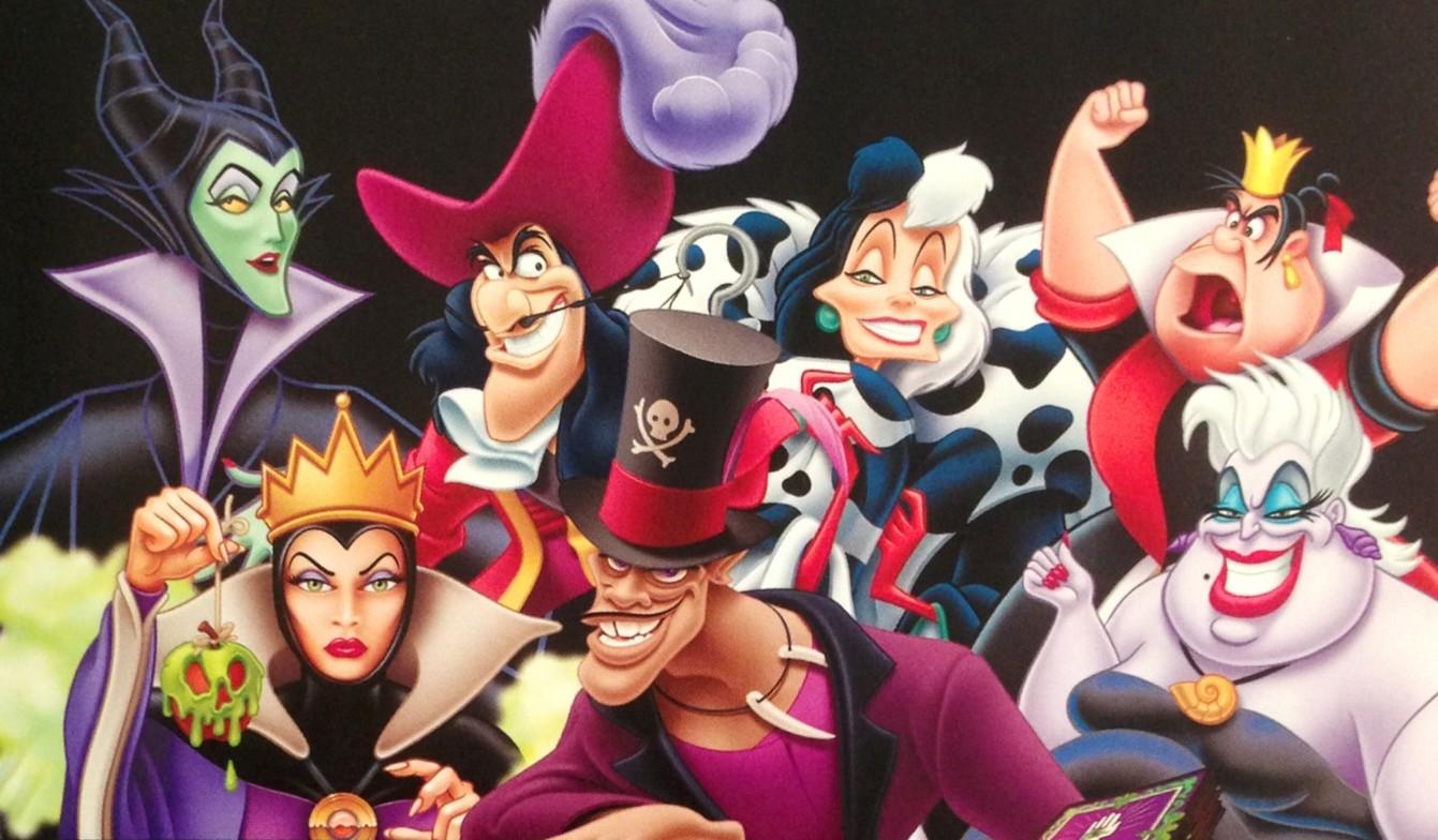 Villains Unleashed At Disneyland