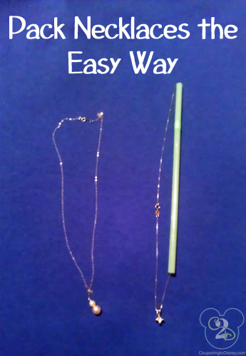Pack Necklaces the Easy Way