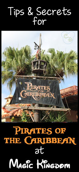 Pirates of the Caribbean Secrets