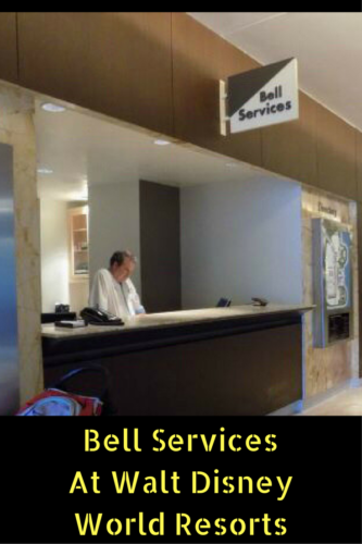 Bell Services At Walt Disney World Resorts