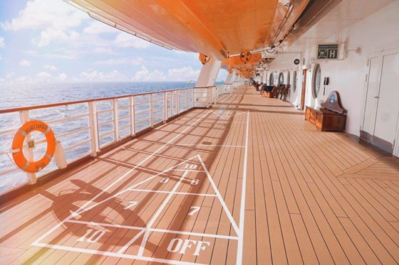 The Best Side Of A Disney Cruise Ship - Best disney cruise