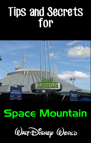 Space Mountain Secrets