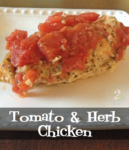 Tomato and Herb Chicken