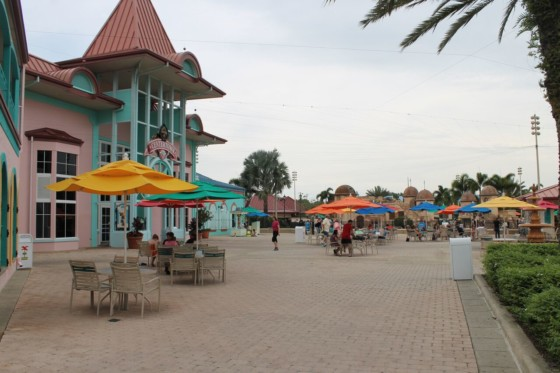 Disney News Old Port Royale Food Court At S Caribbean Beach Resort Closed Until Late 2017