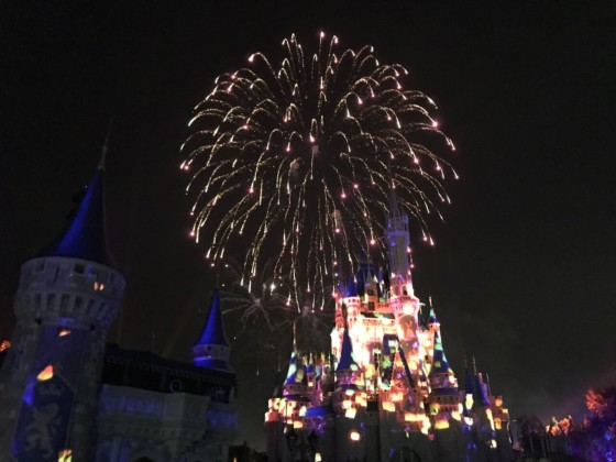 Complete List 10 Nighttime Shows At Disney World